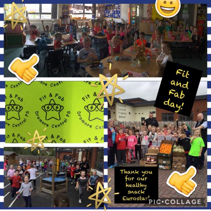 Fit and Fab Day 2018 Year 3