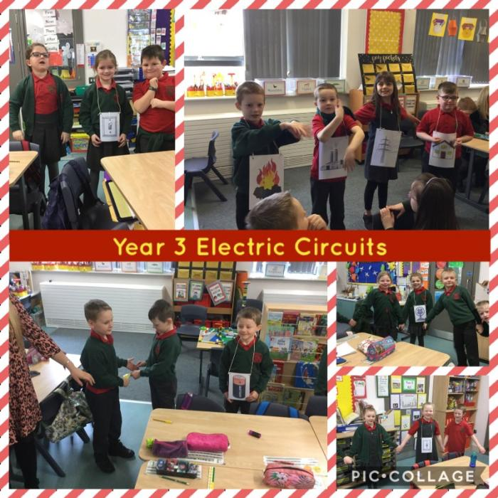 Electricity Year 3 Mrs Snoddy