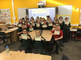 Year 5 Weeks:Learning about Internet Safety