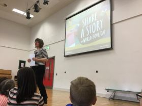 Key Stage 2 World Book Day Assembly