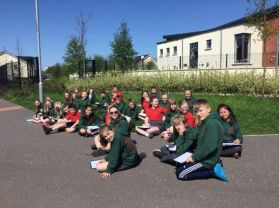 Miss Gribben's Class: Global Outdoor Classroom Day