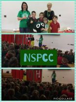 NSPCC Assembly : Speak out and stay safe!