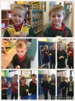 We have had fun this term, making bread, tasting bread, pumpkin making and our Harvest Hoolie.