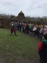 P6 have fun at Navan Fort